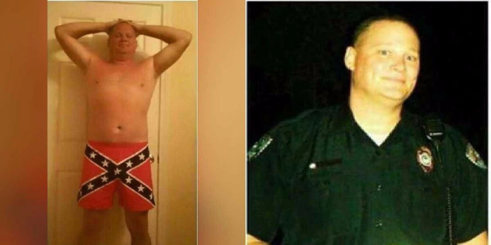 Police Sergeant Fired For Wearing Confederate Underwear Gets HUGE Payday