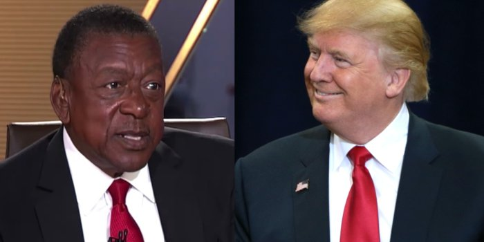 He Is America's First Black Billionaire, What He Says About President Trump Will STUN You!