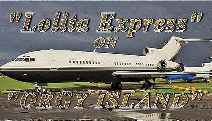 Heres How Many Times The Clinton's Flew On Epstien's 'Lolita Express'