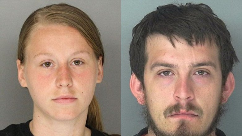 Couple Cries Like A Baby As Judge Hands Down 28 Year Prison Sentence For Their Crime