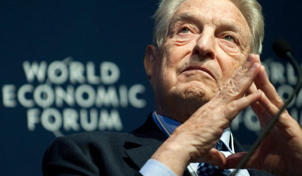 Soros Worried: Situation 'Grim' For New World Order —  Trump's Nationalism 'A Malignant Disease'