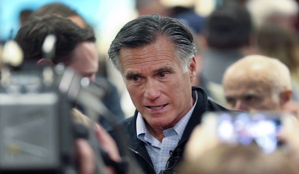 Mitt Romney CAUGHT With His Hand DEEP In George Soros' Pocket!
