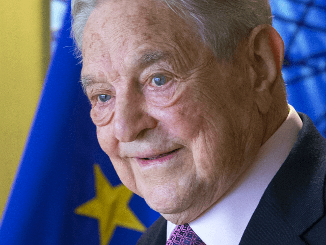 EVIL GEORGE SOROS CAUGHT GIVING BLACK LIVES MATTER A MASSIVE CHECK!