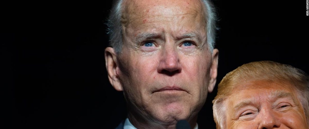 NEW POLL Shows That Sleepy Joe Is Waking Up And SWEATING BULLETS!