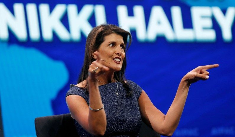 Nikki Haley Just Made An Earth Shattering Announcement!