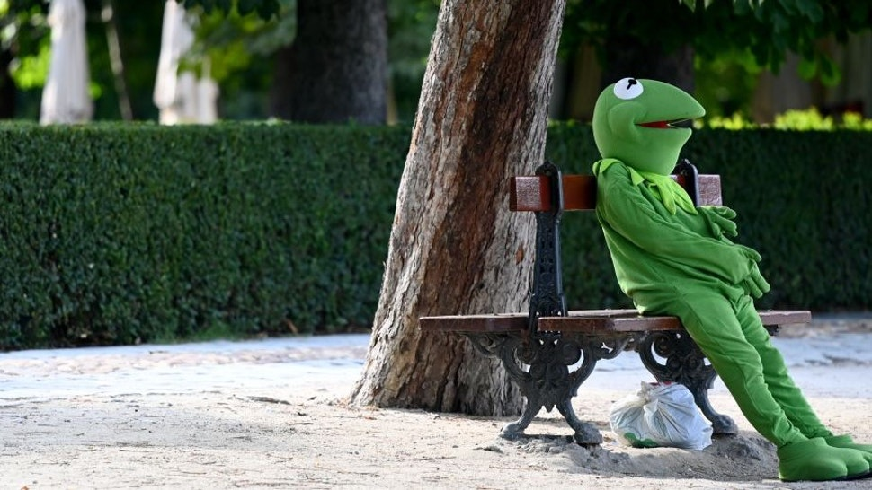 Somehow, Disney Has Found A Way To CANCEL KERMIT THE FROG!