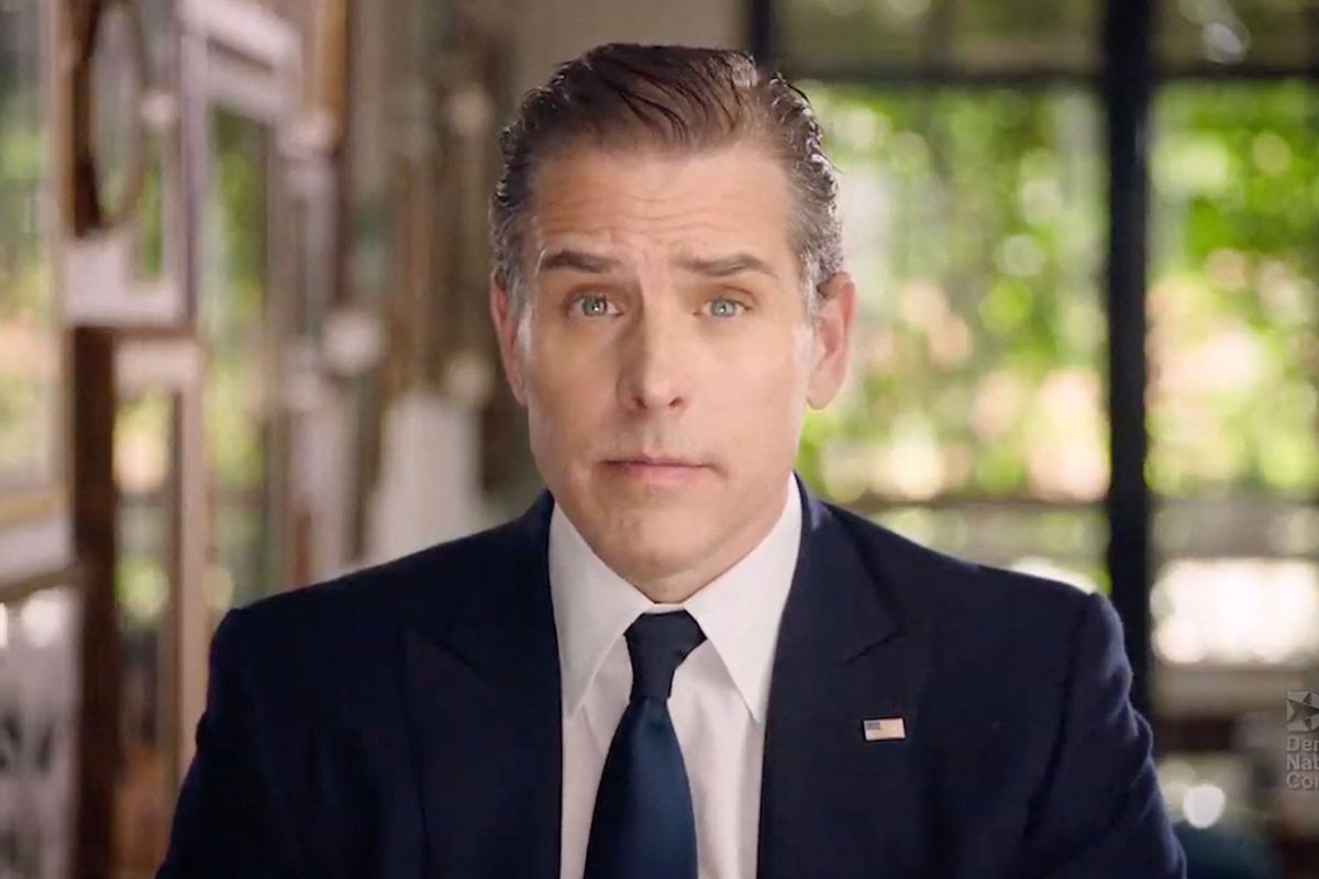 What HUNTER BIDEN Just Admitted To Smoking Will Blow Your Mind!