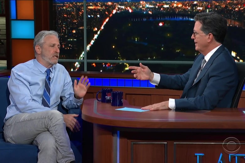 WOW: Liberals Have Just Turned On Jon Stewart!