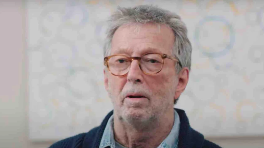 Liberals Caught Cancelling Rock LEGEND Eric Clapton For Vaccine Reaction!